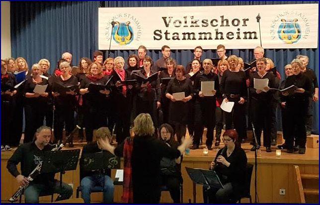 Chorale franco allemande photo presse